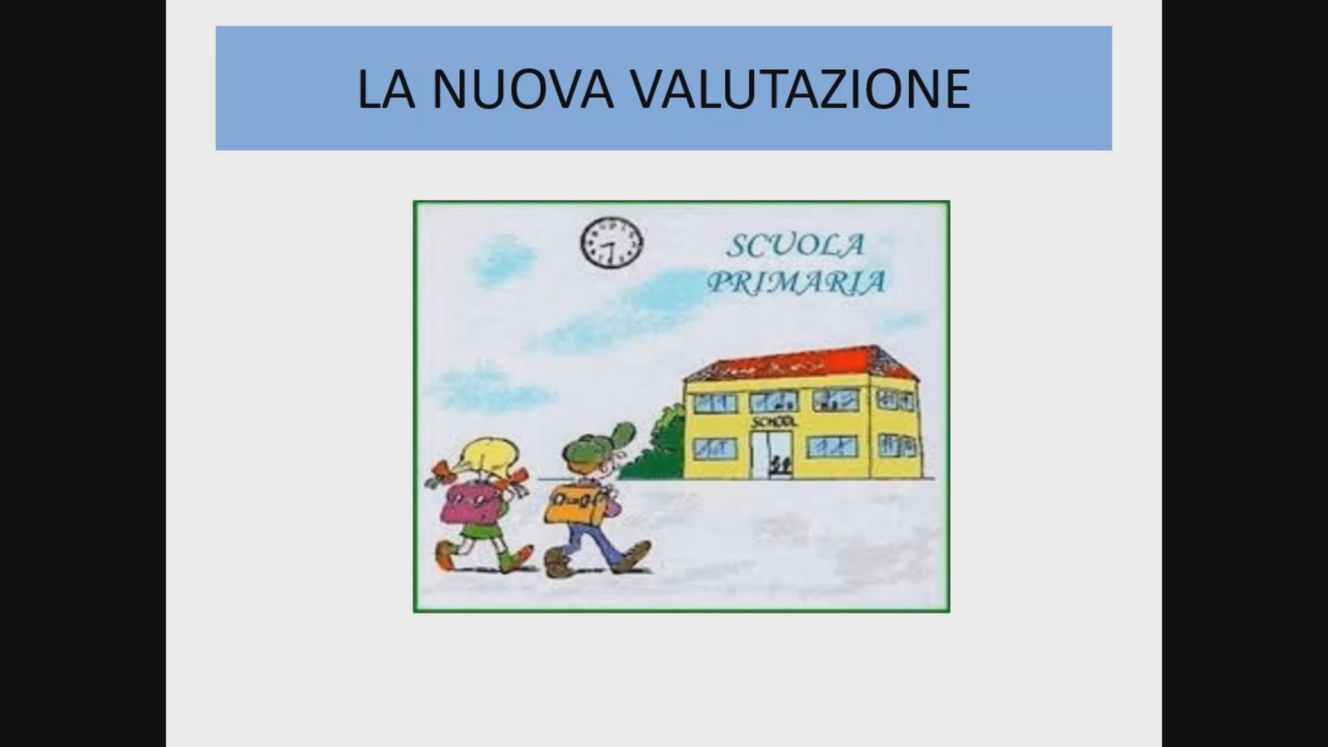 Nuova valutazione I.C. Petacciato – Video informativo